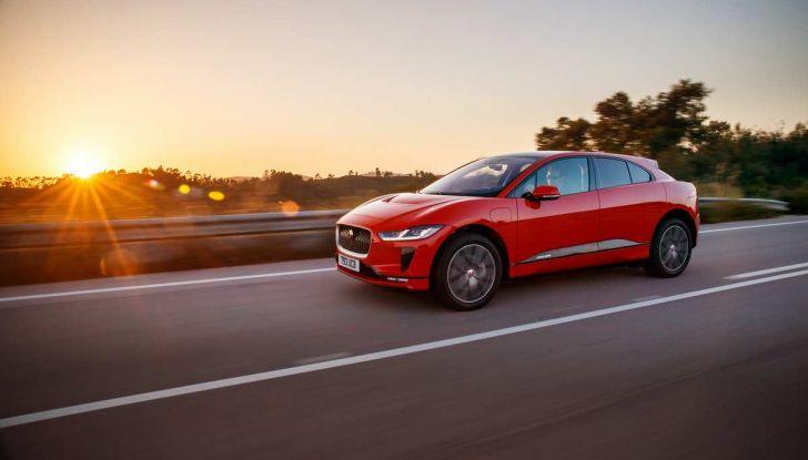Jaguar I-PACE prova su strada, prestazioni, autonomia e ricarica - Foto 9 di 29