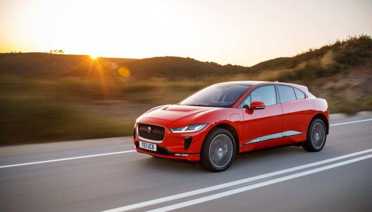 Jaguar I-Pace è Auto dell'Anno 2019 - Foto 19 di 25