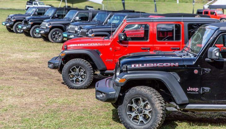 Jeep Wrangler 2018 prova su strada, motori e prezzi - Foto 2 di 12