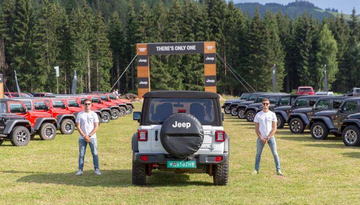Jeep Wrangler 2018 prova su strada, motori e prezzi - Foto 10 di 12