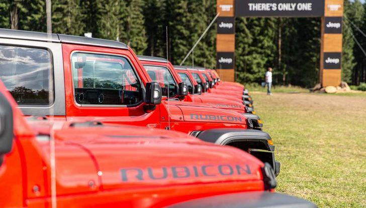 Jeep Wrangler 2018 prova su strada, motori e prezzi - Foto 11 di 12