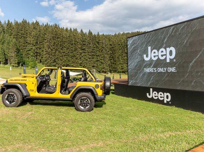 Jeep Wrangler 2018 prova su strada, motori e prezzi - Foto 12 di 12
