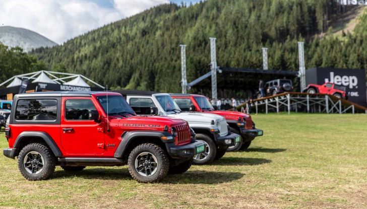 Jeep Wrangler 2018 prova su strada, motori e prezzi - Foto 1 di 12