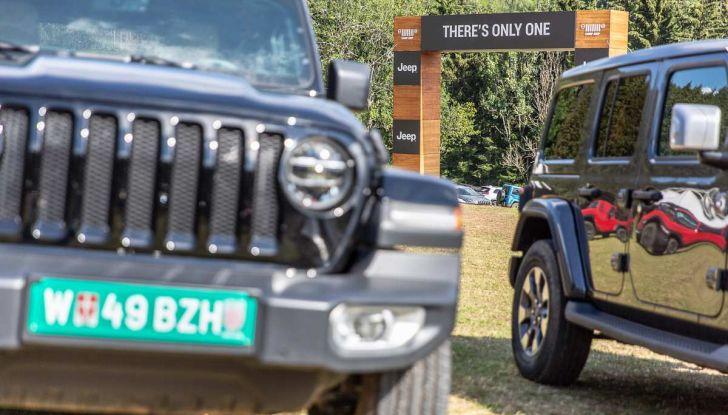 Jeep Wrangler 2018 prova su strada, motori e prezzi - Foto 3 di 12