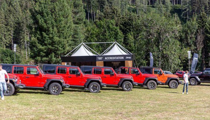 Jeep Wrangler 2018 prova su strada, motori e prezzi - Foto 5 di 12