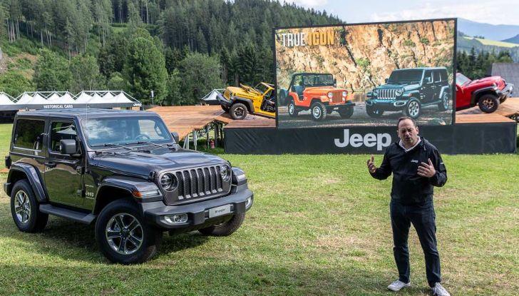Jeep Wrangler 2018 prova su strada, motori e prezzi - Foto 7 di 12