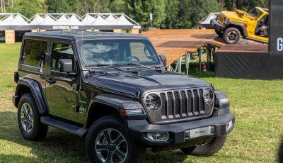 Jeep Wrangler 2018: La Regina del Fuoristrada