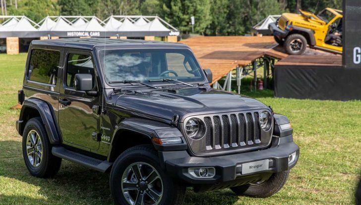 La nuova gamma Jeep 2018: evoluzione e tradizione - Foto 3 di 11