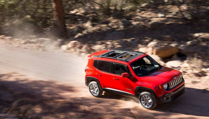 Jeep e gli avanzati sistemi di trazione integrale - Foto 1 di 12