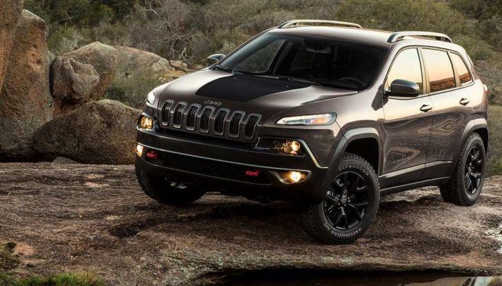Jeep e gli avanzati sistemi di trazione integrale - Foto 10 di 12