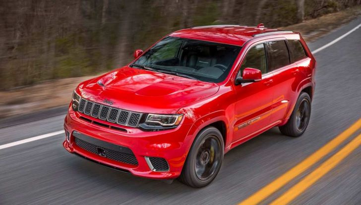 Jeep e gli avanzati sistemi di trazione integrale - Foto 12 di 12