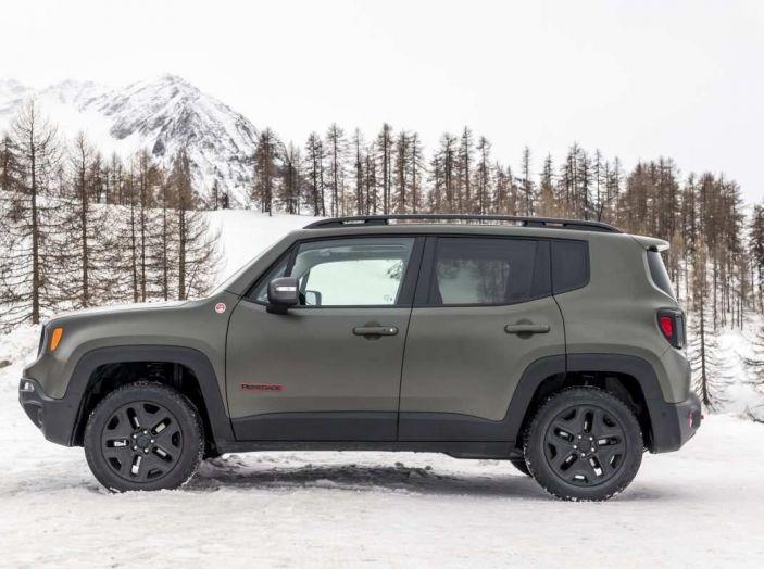 Jeep e gli avanzati sistemi di trazione integrale - Foto 3 di 12