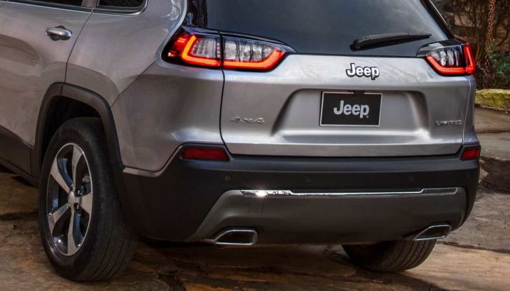 Jeep e gli avanzati sistemi di trazione integrale - Foto 7 di 12