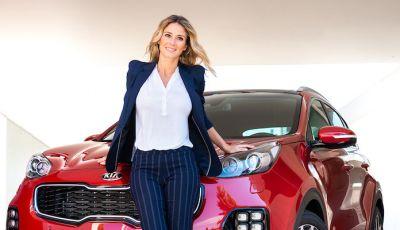 Diletta Leotta è la nuova testimonial di Kia Sportage per il 2018