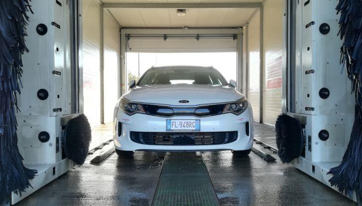 Kia Optima SW Plug-In Hybrid prova su strada, consumi e prestazioni - Foto 4 di 54