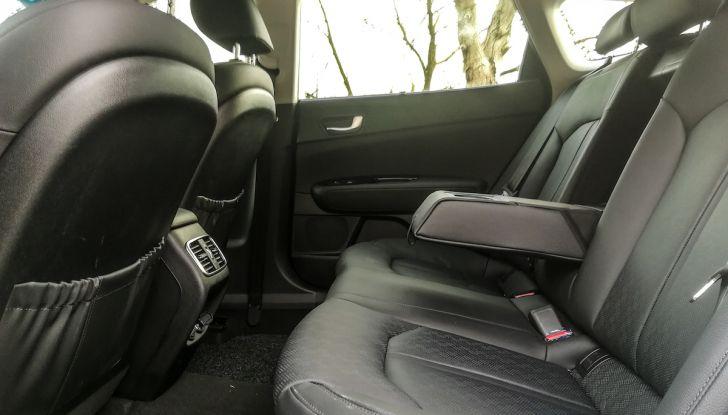 Kia Optima SW Plug-In Hybrid prova su strada, consumi e prestazioni - Foto 17 di 54