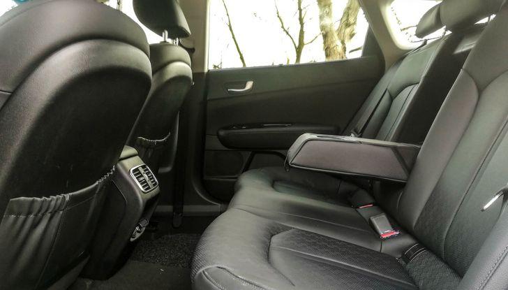 Kia Optima SW Plug-In Hybrid prova su strada, consumi e prestazioni - Foto 25 di 54
