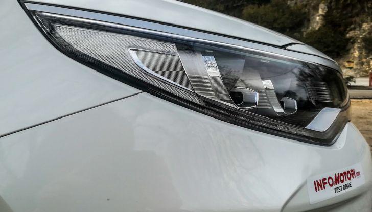 Kia Optima SW Plug-In Hybrid prova su strada, consumi e prestazioni - Foto 29 di 54