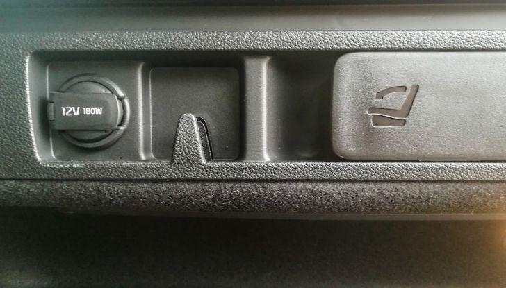 Kia Optima SW Plug-In Hybrid prova su strada, consumi e prestazioni - Foto 47 di 54