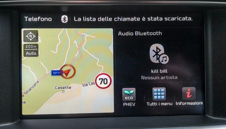 Kia Optima SW Plug-In Hybrid prova su strada, consumi e prestazioni - Foto 52 di 54