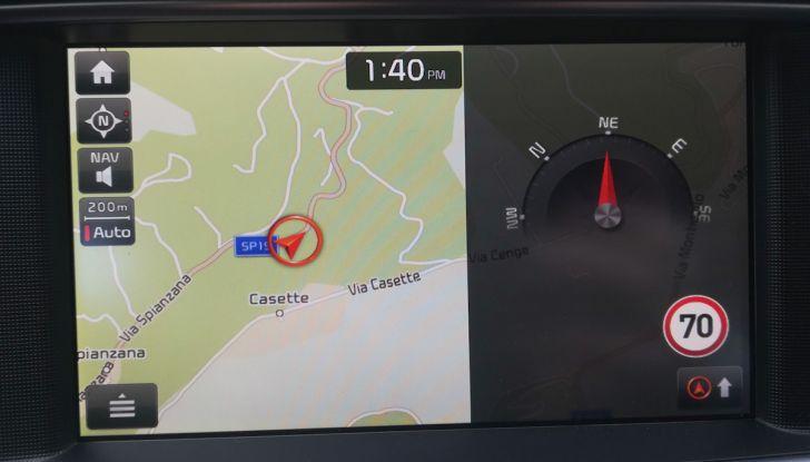 Kia Optima SW Plug-In Hybrid prova su strada, consumi e prestazioni - Foto 53 di 54