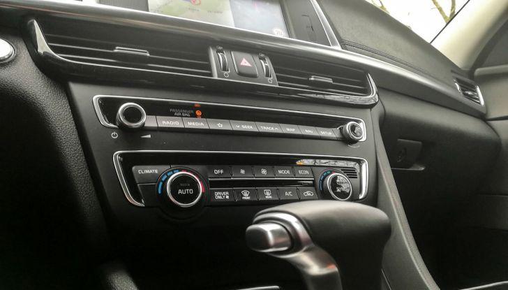 Kia Optima SW Plug-In Hybrid prova su strada, consumi e prestazioni - Foto 54 di 54