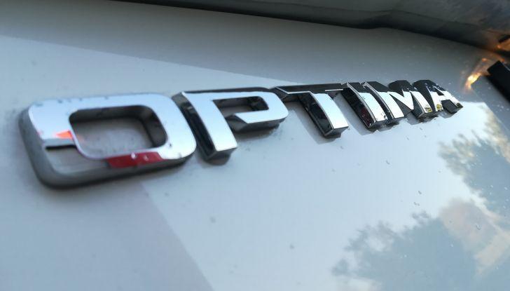 Kia Optima SW Plug-In Hybrid prova su strada, consumi e prestazioni - Foto 9 di 54