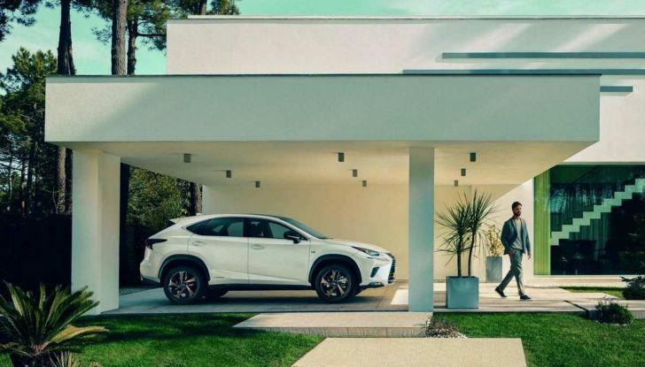 Lexus NX Sport Edition 2018: il nuovo allestimento dove domina il nero - Foto 2 di 10