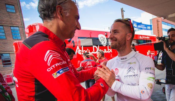 WRC Finlandia 2018: la sfida di Ostberg fino all'ultima speciale - Foto 2 di 4