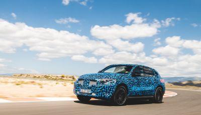 Mercedes-Benz EQC: il SUV elettrico della stella presentato a Stoccolma