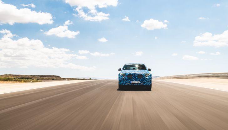 Mercedes-Benz EQC: il SUV elettrico della stella presentato a Stoccolma - Foto 33 di 59