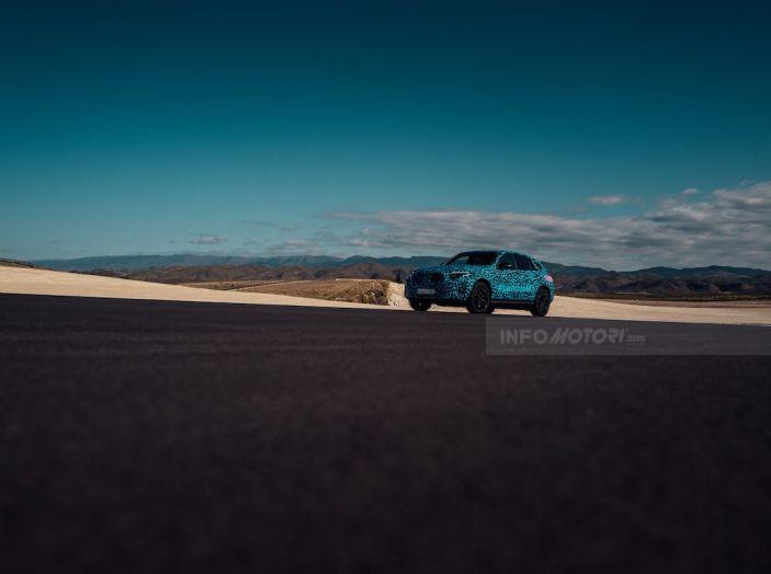 Mercedes-Benz EQC: il SUV elettrico della stella atteso il 4 settembre a Stoccarda - Foto 18 di 43
