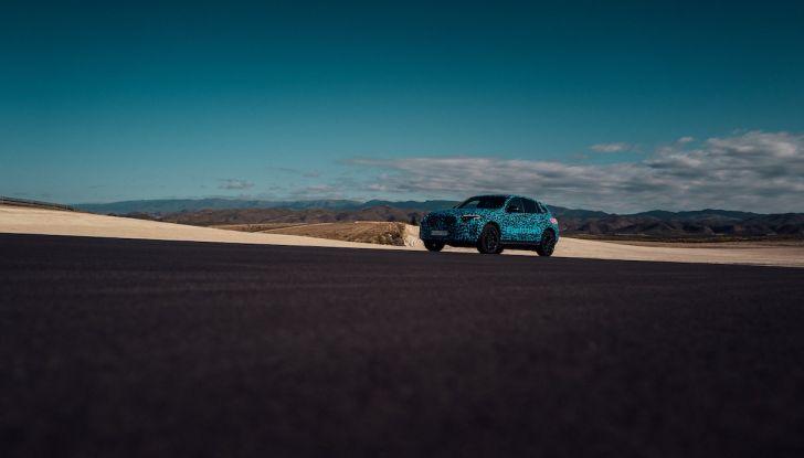 Mercedes-Benz EQC: il SUV elettrico della stella presentato a Stoccolma - Foto 34 di 59