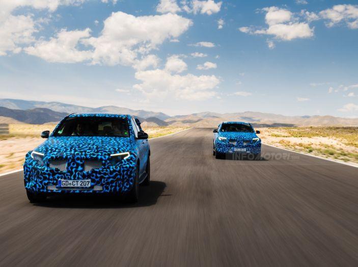 Mercedes-Benz EQC: il SUV elettrico della stella atteso il 4 settembre a Stoccarda - Foto 1 di 43