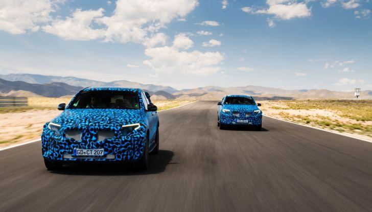 Mercedes-Benz EQC: il SUV elettrico della stella presentato a Stoccolma - Foto 17 di 59
