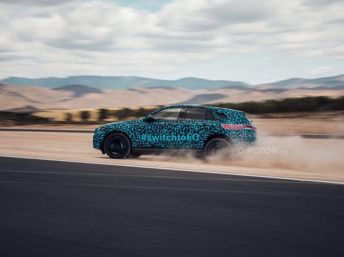 Mercedes-Benz EQC: il SUV elettrico della stella atteso il 4 settembre a Stoccarda - Foto 19 di 43