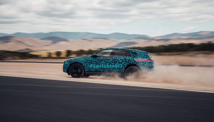 Mercedes-Benz EQC: il SUV elettrico della stella presentato a Stoccolma - Foto 35 di 59