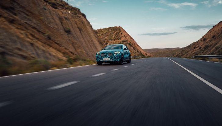 Mercedes-Benz EQC: il SUV elettrico della stella presentato a Stoccolma - Foto 37 di 59