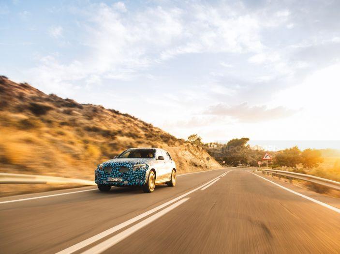 Mercedes-Benz EQC: il SUV elettrico della stella atteso il 4 settembre a Stoccarda - Foto 22 di 43