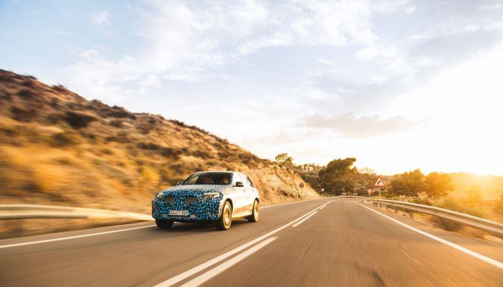 Mercedes EQC, prezzi e allestimenti del SUV elettrico - Foto 38 di 59