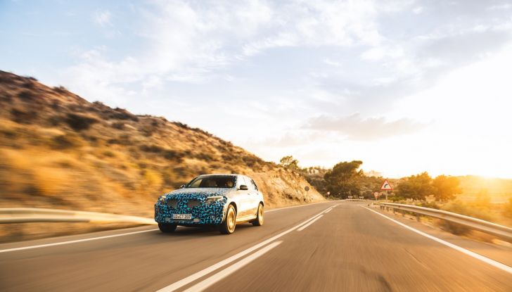Mercedes-Benz EQC: il SUV elettrico della stella presentato a Stoccolma - Foto 38 di 59