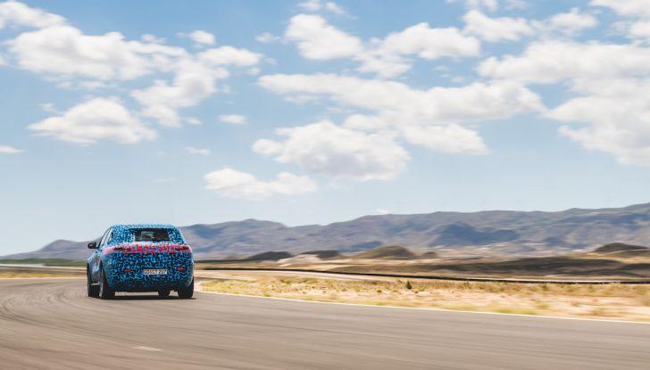 Mercedes-Benz EQC: il SUV elettrico della stella presentato a Stoccolma - Foto 39 di 59