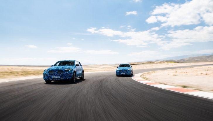 Mercedes-Benz EQC: il SUV elettrico della stella presentato a Stoccolma - Foto 40 di 59