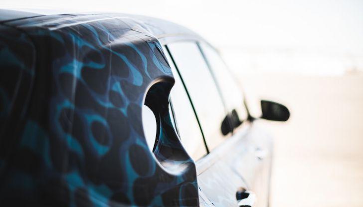 Mercedes-Benz EQC: il SUV elettrico della stella presentato a Stoccolma - Foto 44 di 59