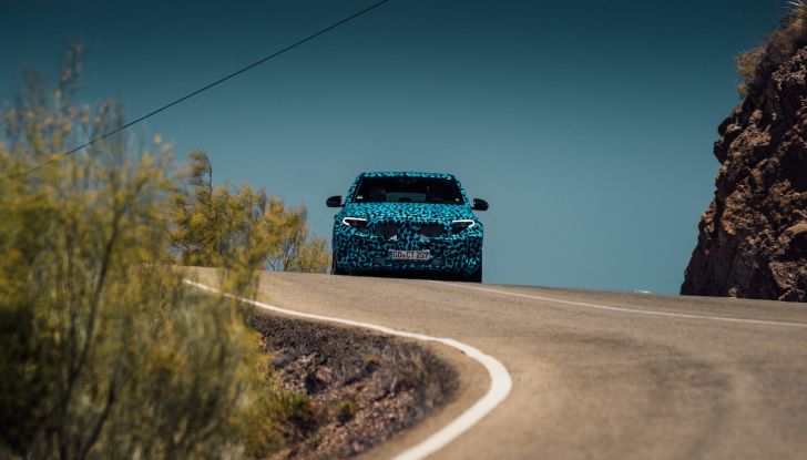 Mercedes-Benz EQC: il SUV elettrico della stella presentato a Stoccolma - Foto 46 di 59
