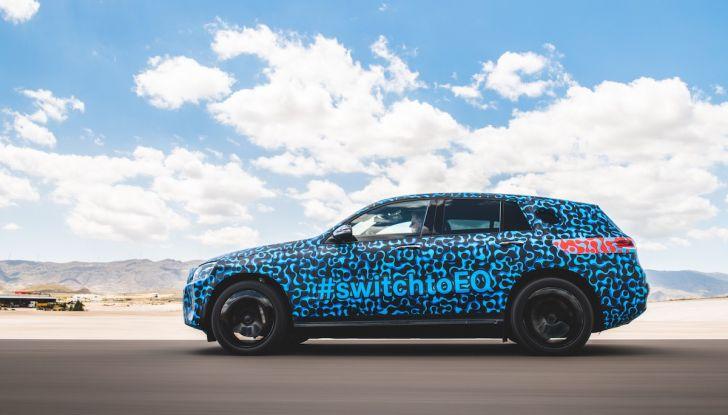 Mercedes-Benz EQC: il SUV elettrico della stella presentato a Stoccolma - Foto 19 di 59