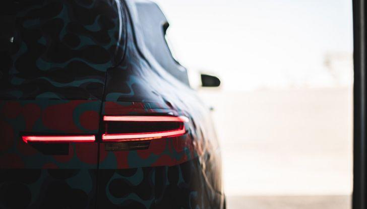 Mercedes-Benz EQC: il SUV elettrico della stella presentato a Stoccolma - Foto 47 di 59