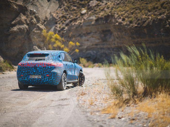 Mercedes-Benz EQC: il SUV elettrico della stella atteso il 4 settembre a Stoccarda - Foto 32 di 43