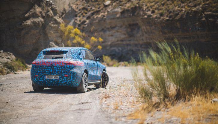 Mercedes-Benz EQC: il SUV elettrico della stella presentato a Stoccolma - Foto 48 di 59