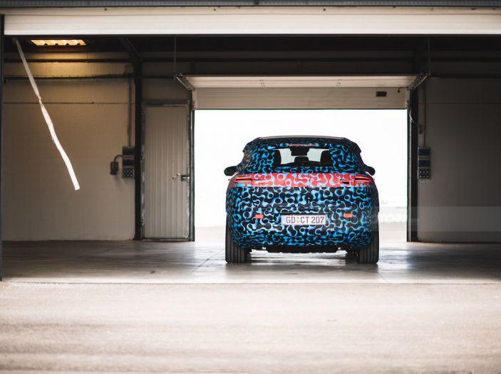Mercedes-Benz EQC: il SUV elettrico della stella atteso il 4 settembre a Stoccarda - Foto 7 di 43